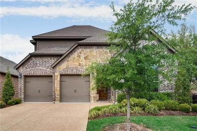 Sachse Single Family Home Active Option Contract: 7233 Lake Hill Trail