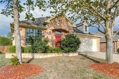 Mansfield Single Family Home For Sale: 2408 Goodnight Trail