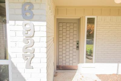 Dallas Single Family Home For Sale: 6927 Clearhaven Drive