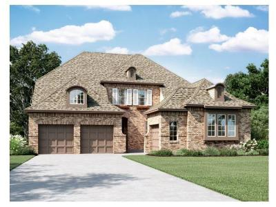 Flower Mound Single Family Home For Sale: 929 Carter Court