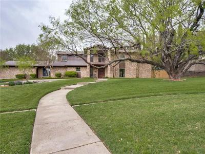 Benbrook Single Family Home For Sale: 17 Windward Road