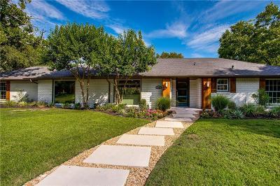 Single Family Home Active Option Contract: 7229 Yamini Drive