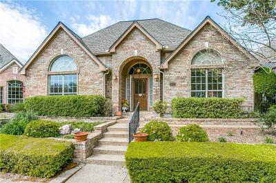 Plano Single Family Home For Sale: 1937 Vantage Court