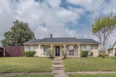 Mesquite Single Family Home For Sale: 716 Green Canyon Drive