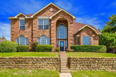 Coppell Single Family Home For Sale: 634 Oakbend Drive