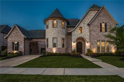 Frisco Single Family Home Active Contingent: 3530 Evita Drive