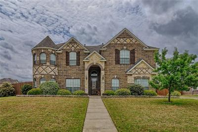 Kennedale Single Family Home Active Option Contract: 1264 Clearbrook Drive