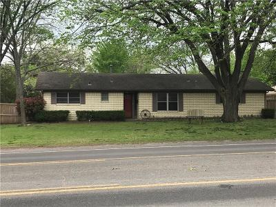 Hubbard Single Family Home Active Contingent: 406 4th Street