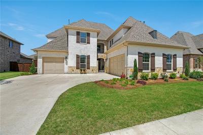 Prosper Single Family Home For Sale: 920 Greenbriar