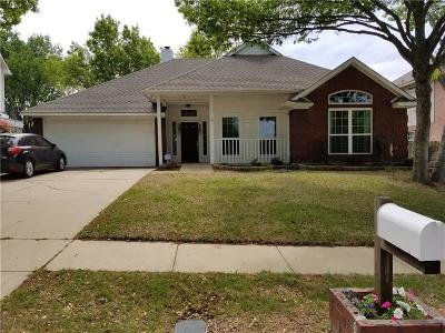 Mansfield Single Family Home For Sale: 2404 Bowman Avenue