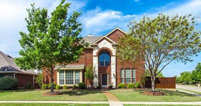Frisco Single Family Home For Sale: 12783 Daimler Drive
