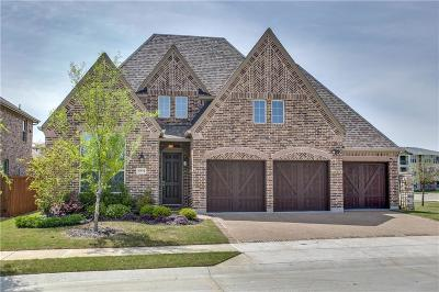 Lewisville Single Family Home For Sale: 5004 Engleswood Trail