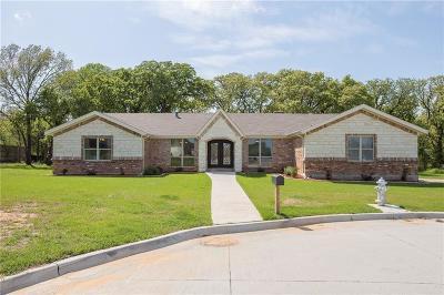 Arlington Single Family Home For Sale: 3609 Tristan Court