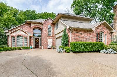 Rockwall Single Family Home For Sale: 5402 Yacht Club Drive
