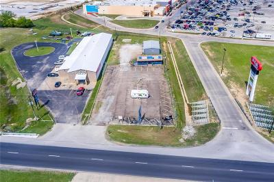 Burleson Commercial For Sale: 1488 SW Wilshire Boulevard