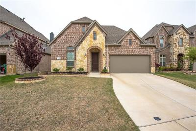McKinney Single Family Home Active Option Contract: 10532 Musketball Place