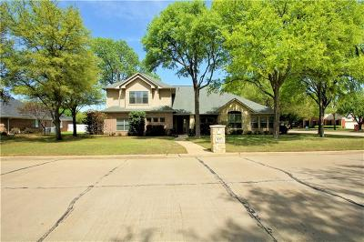Denton Single Family Home Active Option Contract: 45 Rolling Hills Circle