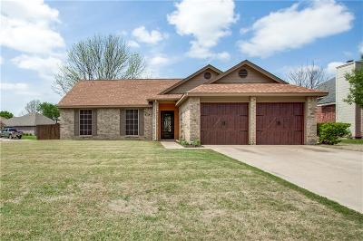 Rockwall Single Family Home For Sale: 123 Woodcreek Drive