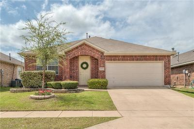 Sachse Single Family Home Active Option Contract: 4511 Coldbrook Lane
