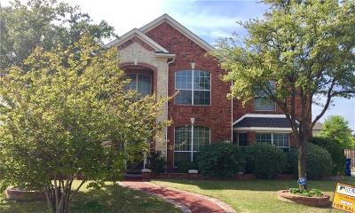 Carrollton Single Family Home For Sale: 1248 Muscogee Trail