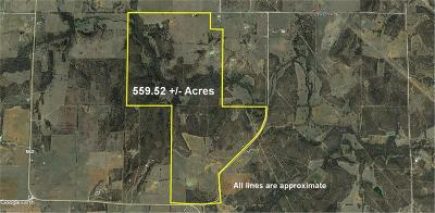 Clay County Farm & Ranch Active Option Contract: Specht Road