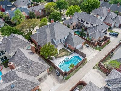 Plano Single Family Home Active Option Contract: 5641 Crowndale Drive