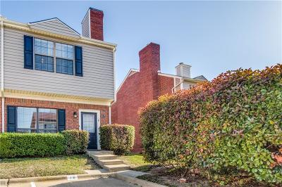 Coppell Condo Active Contingent: 204 Samuel Boulevard #8