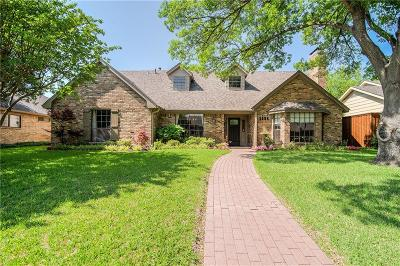 Richardson Single Family Home For Sale: 1108 Chesterton Drive