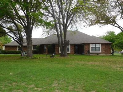Oak Leaf Single Family Home For Sale: 510 Winding Creek Trail
