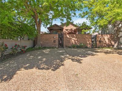 Fort Worth Multi Family Home For Sale: 4624 Harley Avenue