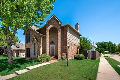 Flower Mound Single Family Home For Sale: 2100 Lavender Lane