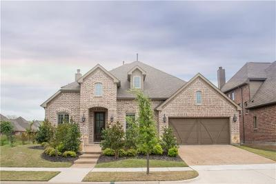 McKinney Single Family Home Active Option Contract: 4105 Jubilee Drive