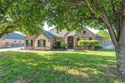 North Richland Hills Single Family Home Active Option Contract: 8408 Rumfield Road