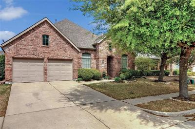 Melissa Single Family Home For Sale: 2811 Madison Drive