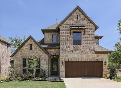Grapevine Single Family Home Active Option Contract: 4387 Eastwoods Drive