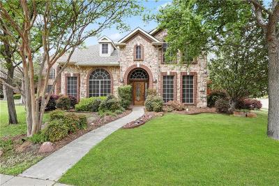 Frisco Single Family Home Active Option Contract: 2 Dominion Circle