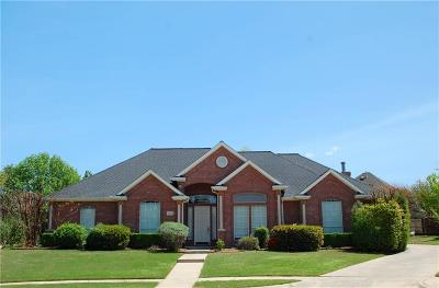 Southlake Single Family Home Active Option Contract: 2710 Miles City Court