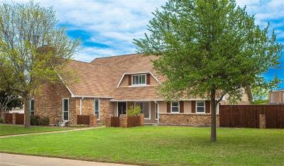 Duncanville Single Family Home Active Option Contract: 1380 Green Hills Court