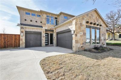 Flower Mound Single Family Home For Sale: 3609 Grant Court