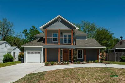 Fort Worth Single Family Home For Sale: 710 N Bailey Avenue