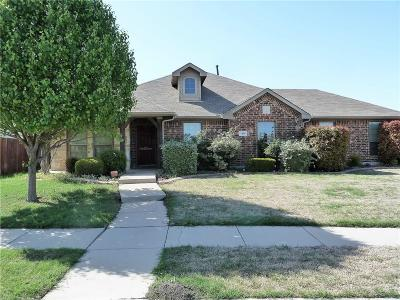 Royse City Single Family Home For Sale: 1425 High Meadow Drive