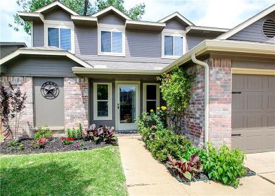 Single Family Home For Sale: 4841 Woodstock Drive