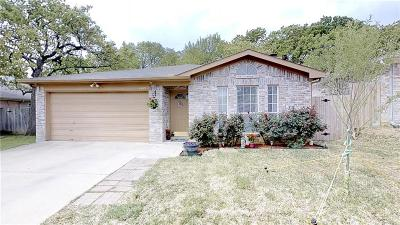 Mansfield Single Family Home For Sale: 1403 Crest Drive