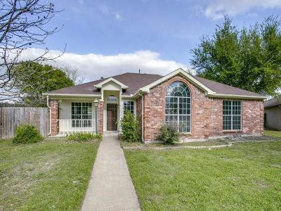 Sachse Single Family Home For Sale: 6910 Scott Court