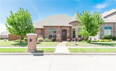 Sachse Single Family Home For Sale: 7603 Larkmeadow Trail