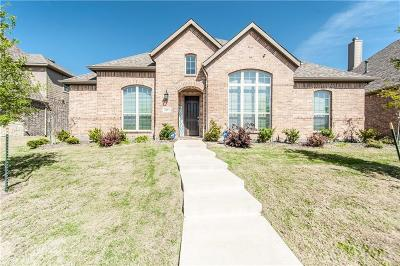 Sachse Single Family Home For Sale: 7814 Glover Drive