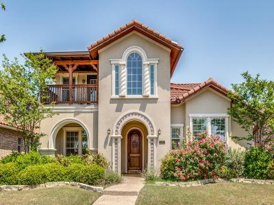 Irving Single Family Home For Sale: 1624 Camino Lago