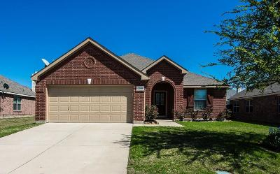 Celina Single Family Home Active Option Contract: 2818 Saddlebred Trail