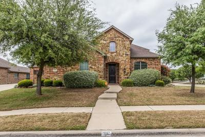 Forney Single Family Home For Sale: 305 Westlake