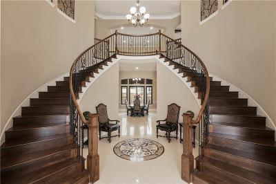 Frisco Single Family Home For Sale: 6410 Werburg Street